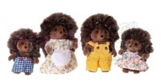 Sylvanian Families - Rodina ježků