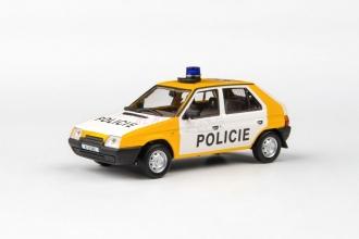 Abrex Škoda Favorit 136L (1988) Policie ČSFR 1:43
