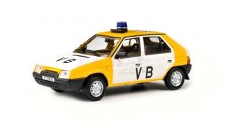 Abrex Škoda Favorit 136L (1988) Veřejná Bezpečnost 1:43