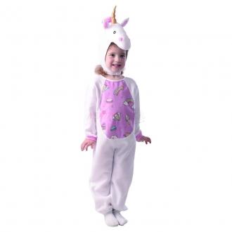 Dětský karnevalový kostým - Jednorožec, 92 - 104 cm