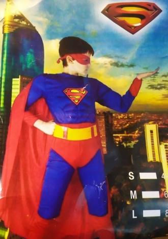 Dětský karnevalový kostým - Akční hrdina