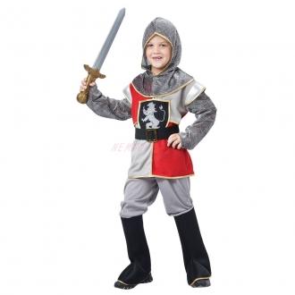 Dětský karnevalový kostým - Rytíř, 110 - 120 cm