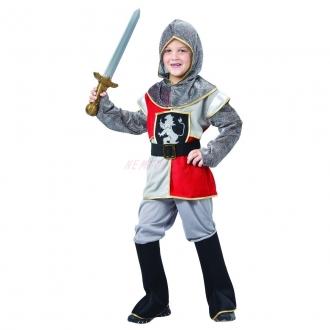 Dětský karnevalový kostým - Rytíř, 120 - 130 cm