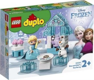 Lego Duplo 10920-Čajový dýchánek Elsy a Olafa