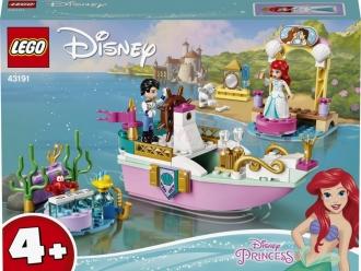 LEGO® Disney™ 43191 Arielina slavnostní loď
