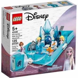 LEGO® Disney™ 43189 Elsa a Nokk a jejich pohádková kniha dobrodružství
