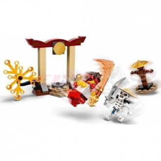 LEGO® Ninjago 71730 - Epický souboj – Kai vs. Skulkin