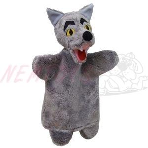 Vlk 30 cm, maňásek