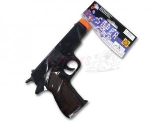 Kapslíkovka - pistole na kapsle