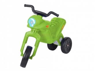 Odrážedlo Enduro Klasik max. 25 kg zelené