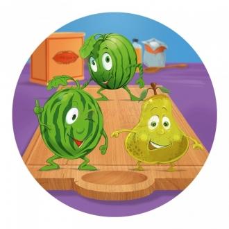 Společenská hra - Ovocný salát