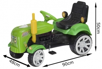 Šlapací traktor