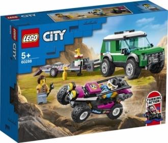 60288 LEGO CITY - Přeprava závodních bugin