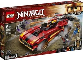 Lego Ninjago 71737 Kaiův červený bourák