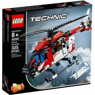 42092 LEGO TECHNIC - Záchranářská helikoptéra