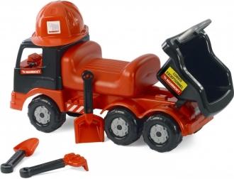 Velké hasičské auto Supergigant Mammoet / odrážedlo