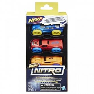 Hasbro Nerf Nitro náhradní nitro 3 k..