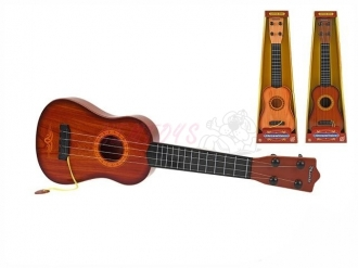 Kytara 48cm 3barvy v krabičce