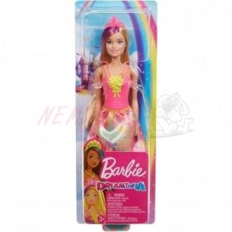 Barbie Dreamtopia Kouzelná princezna, růžová