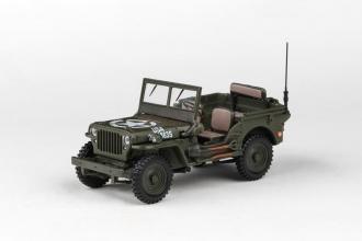 Abrex Ton Military Vehicle