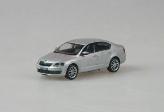 ABREX - Škoda Octavia III (2012) - Stříbrná Brilliant Metalíza