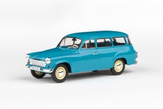Škoda 1202 (1964) 1:43 - Tyrkysová Tmavá