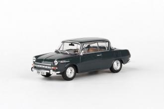 Škoda 1100MBX (1969) 1:43 - Šedá Tmavá