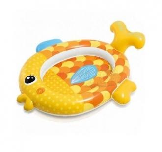 INTEX Dětský bazének rybička 140x124x34 cm