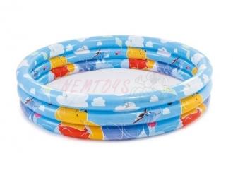 Intex 58915 Dětský bazén Medvídek Pú 147 x 33 cm