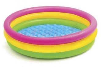 Dětský nafukovací bazén 114x25cm INTEX 57412