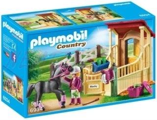 PLAYMOBIL® Country 6934 Box pro koně - Arabský kůň
