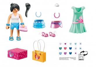 PLAYMOBIL® City Life 70596 Fashion Girl