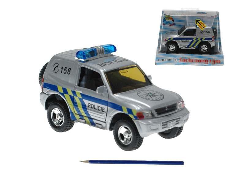 Mitsubishi Policie