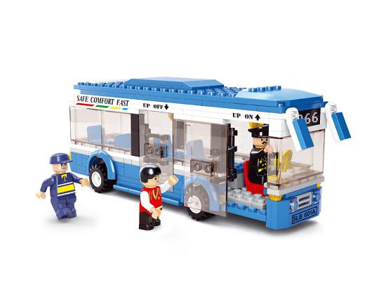 Kostky autobus