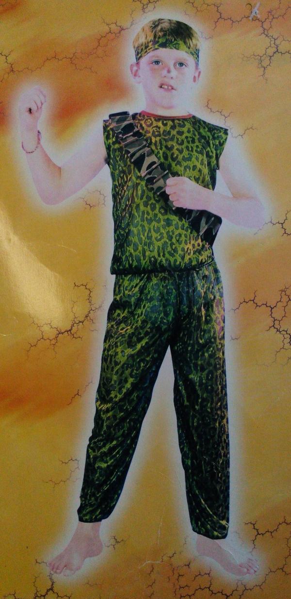 Karnevalový kostým VOJÁK