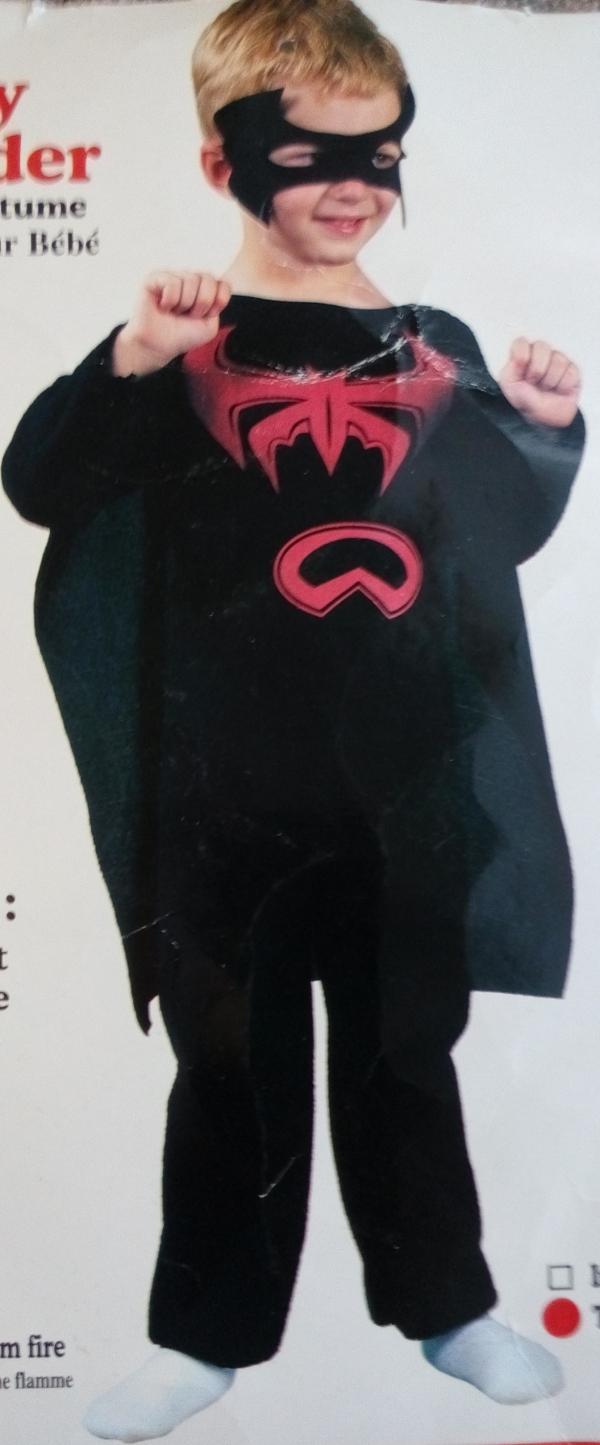 Karnevalový kostým PAVOUČÍ MUŽ