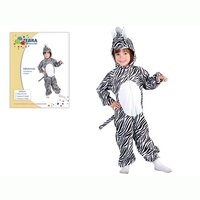 Karnevalový kostým ZEBRA