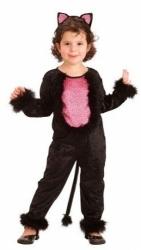 Dětský karnevalový kostým KOČIČKA