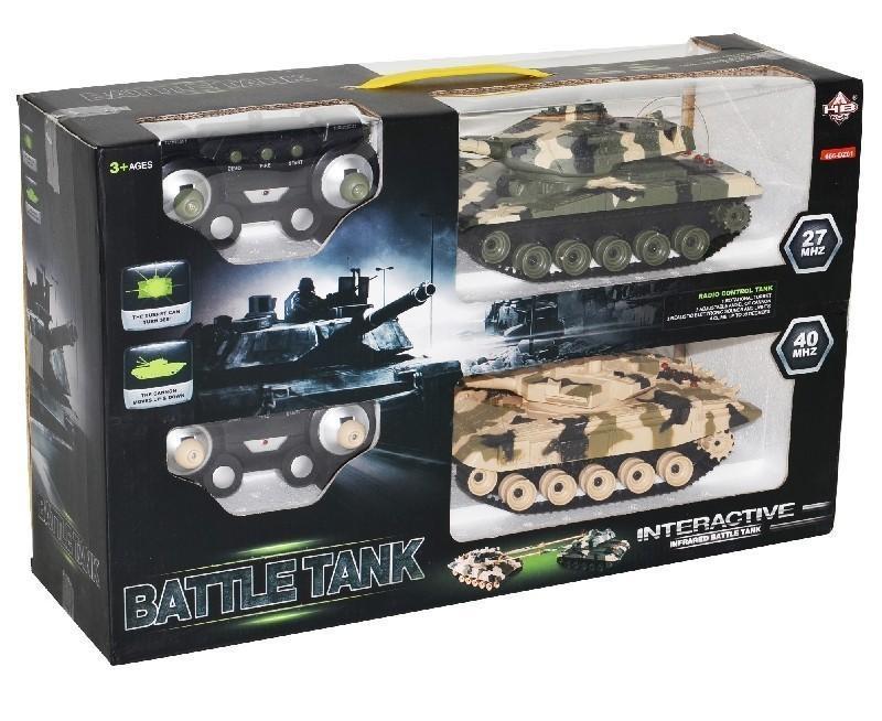 R/C Bitevní tanky