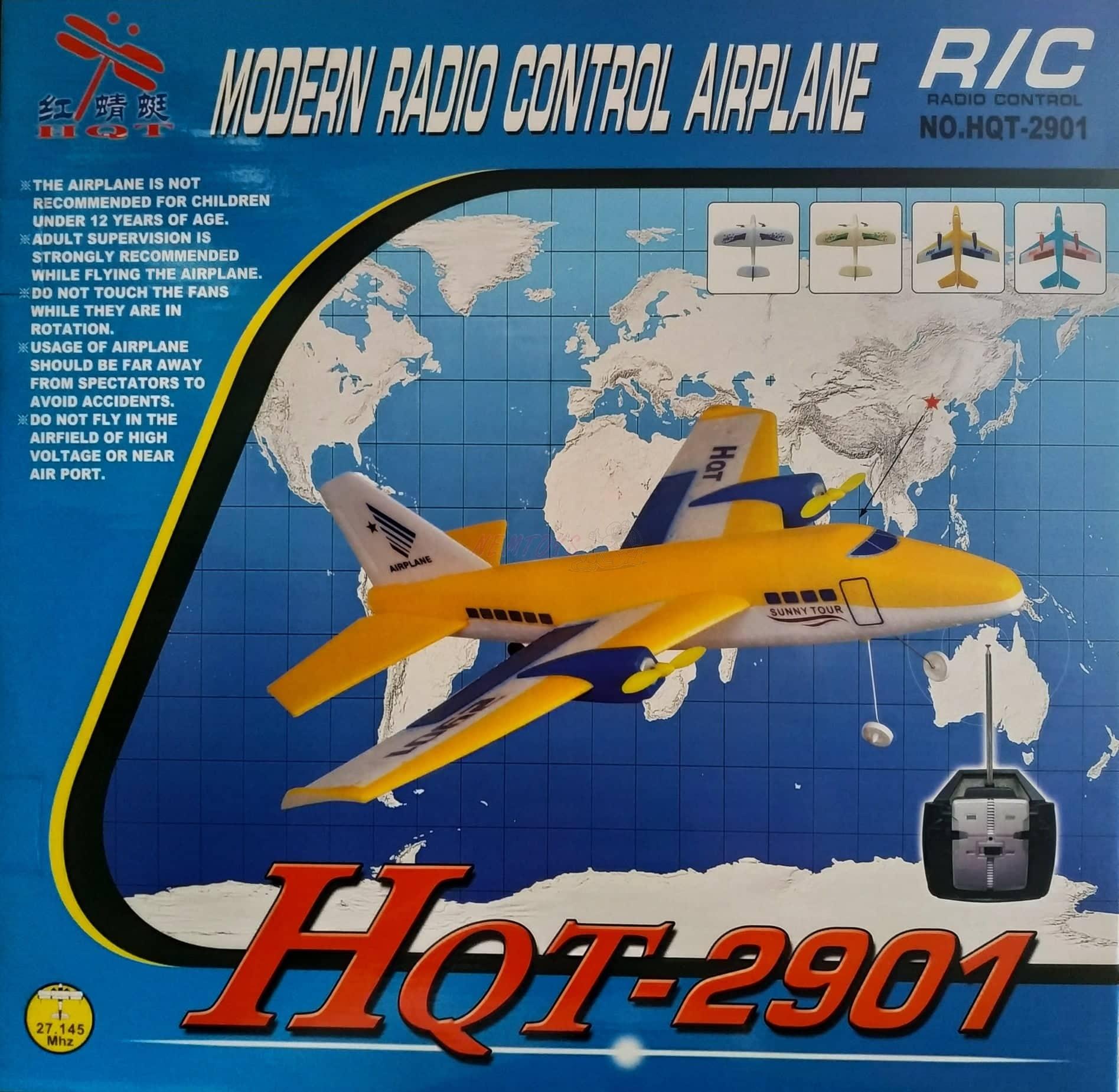 R/C LETADLO HQT-2901