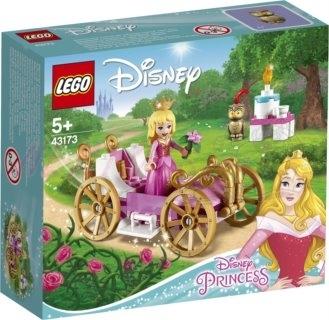 LEGO® Disney™ 43173 Šípková Růženka a královský kočár