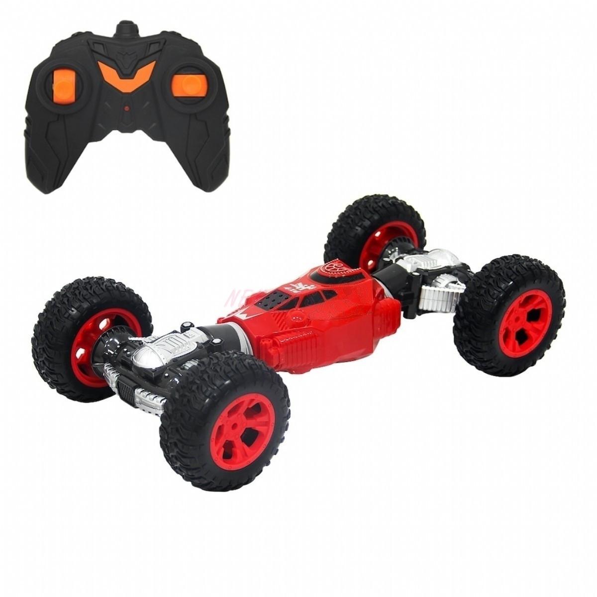 R/C Trikové auto na ovládání  kloubové - stunt car