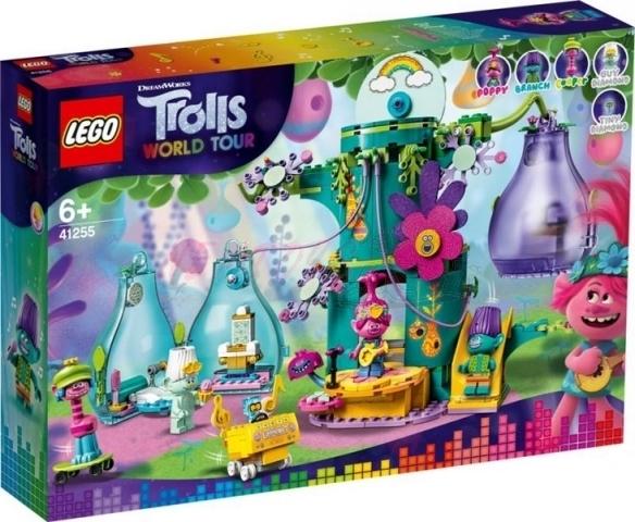 Lego Trolls 41255 Párty v Popíkově