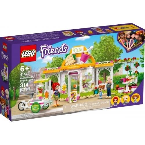 LEGO® Friends 41444 - Bio kavárna v městečku Heartlake