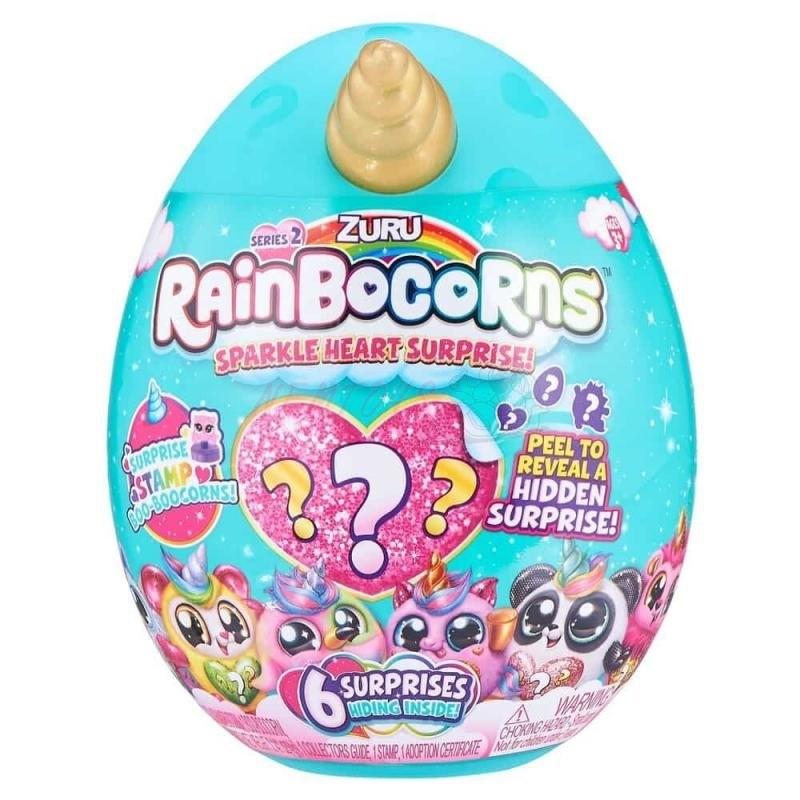 ZURU Rainbocorns Plyšový jednorožec malý 1ks (mix) 2.série