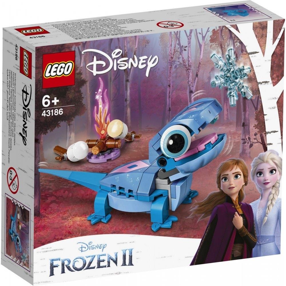 LEGO 43186 Mlok Bruni – sestavitelná postavička
