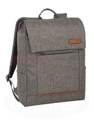 Bagmaster studentský batoh BANNY 9 A Gray